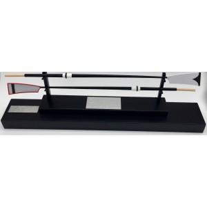Oar rack [horizontal